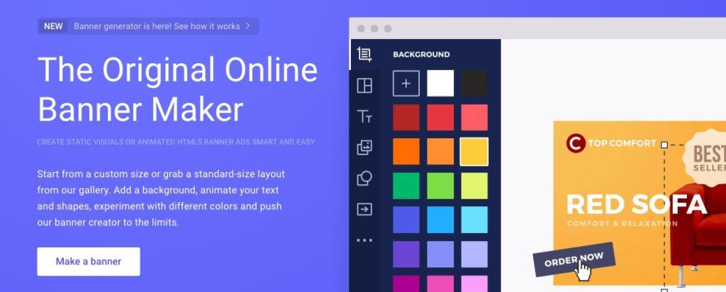 banner creator tool