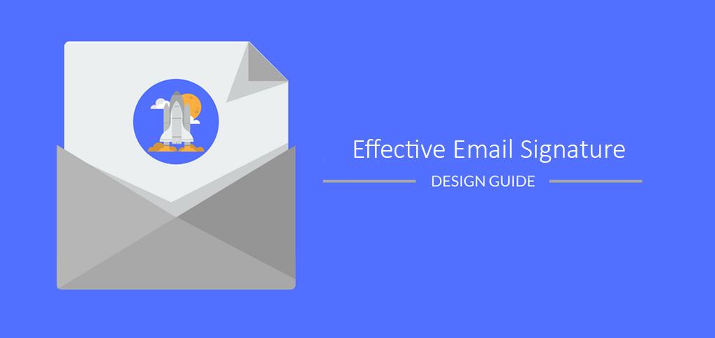Effective Email Signature Design Guide - MySignature