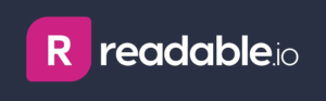 readable.io logo