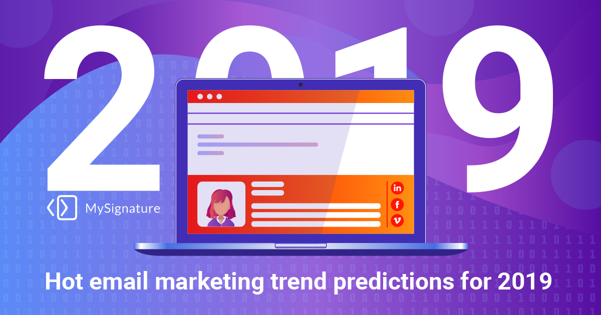 marketing prediction 2019