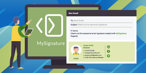 MySignature html sign