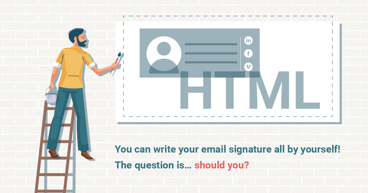 create email signature