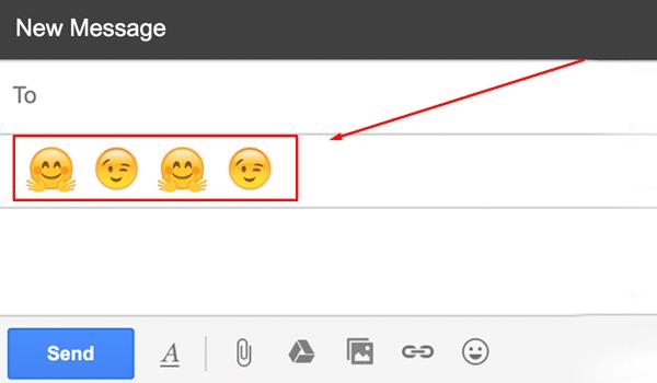 Emojis in Work Emails