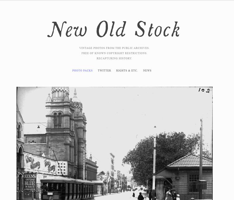newoldstaock