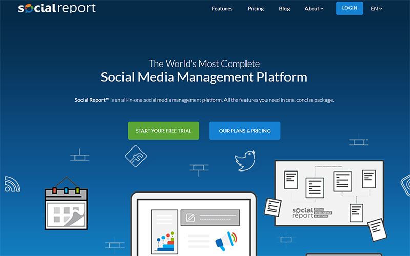 Socialreport