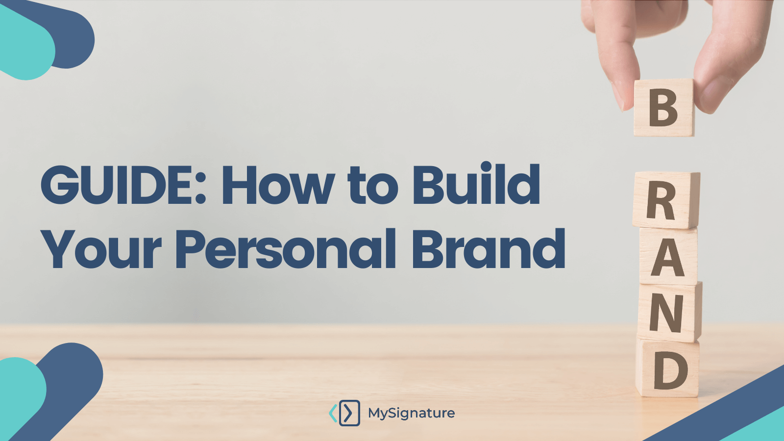 Personal Brand Guide